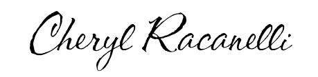 Cheryl Racanelli Logo